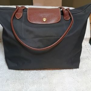 Longchamp black tote